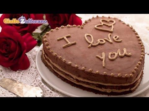 Heart Cake Recipe Youtube