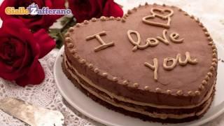 Heart cake - recipe