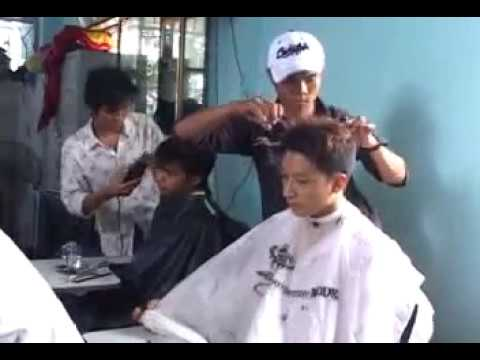 Hớt tóc nam