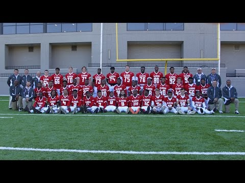 2014 Alabama-Mississippi All Star Football Game