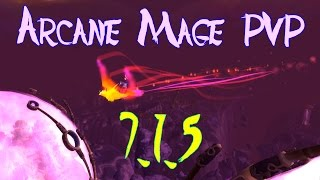 Arcane Mage Legion PVP (7.1.5)