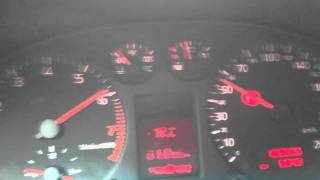 audi a4 1 8t b5 bsr stage 1 tuned 200hp 0 100 0 60
