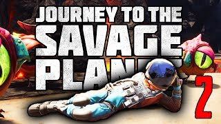 Harder than Expected - Journey to the Savage Planet Ep2