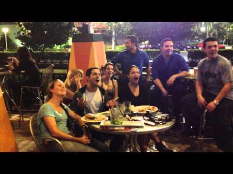 Karaoke: Bohemian Rhapsody @ TGI Friday's - Dolphin Mall