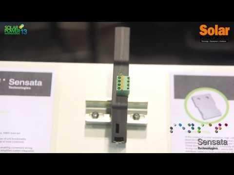 Solar Power International 2013 – Sensata Technologies – Booth Tour