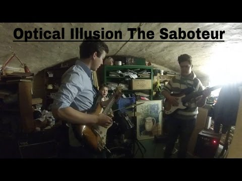 "Optical Illusion ""The Saboteur"" Instrumental."