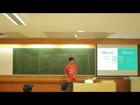 How to make Kickass Powerpoint Presentations | Mayuresh Patole