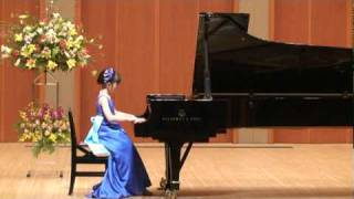 J. S. Bach Invention No. 13 in A minor (BWV 784). /  インベンション13番 イ短調