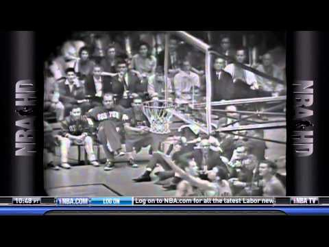 NBA Finals - Lakers vs. Celtics: Game 6 1963 NBA FInals