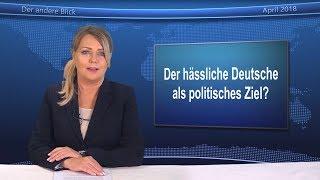 Eva Herman: Der hässliche Deutsche als politisches Ziel?