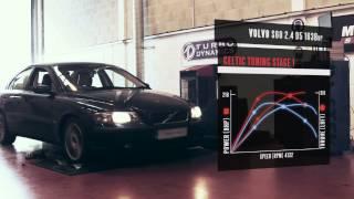 Volvo ECU Remap - Volvo S60 Tuning - 2.4 D5 163bhp Diesel Tuning