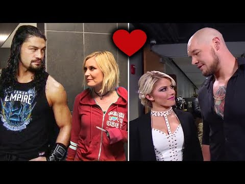 5 WWE Wrestlers Who Will Start Dating In 2019 - Romance Storyline With Roman Reigns & Renee Young