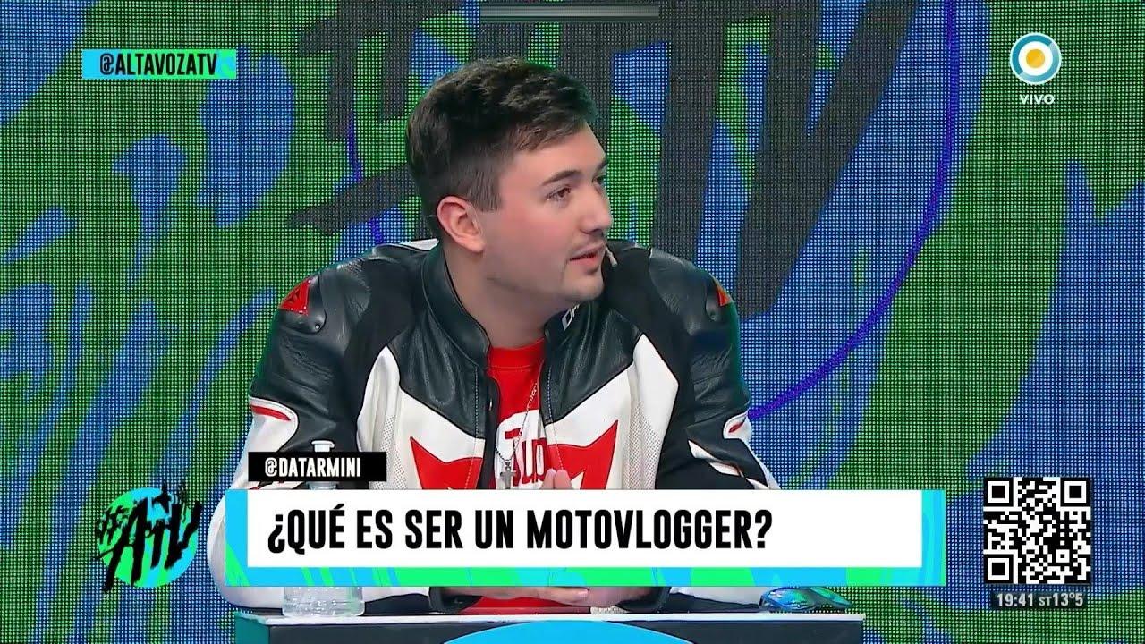 De YouTube a la TV! -  Problema con licencias de conducir para moto - El motociclismo en Argentina