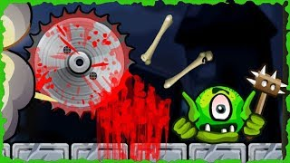 Roly Poly Monsters Mobile Game Level (1-20)
