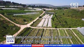 Netanyahu aprobă mai multe construcții în ținutul biblic al Israelului
