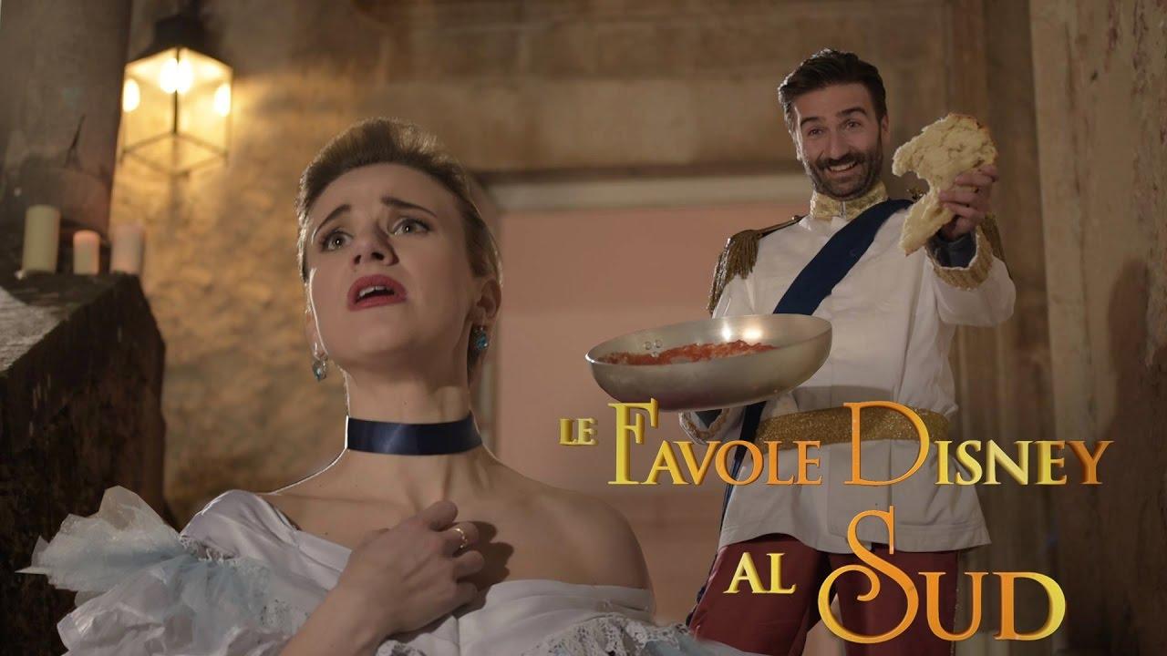Le FAVOLE DISNEY al SUD  SOUTHERN DISNEYs FAIRYTALES  YouTube