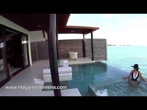 NIYAMA Maldives Deluxe Water Studio Room Tour