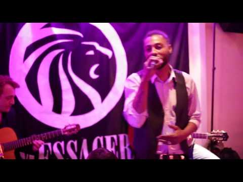 Lion Messager - Vernissage de l'Album J'AI CHANGE