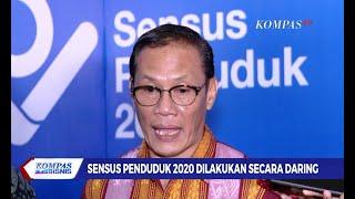 Sensus Penduduk 2020 Dilakukan Secara Daring