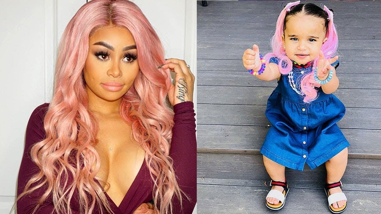 Blac Chyna Blasted For Exploiting Baby Dream Do You Agree Youtube