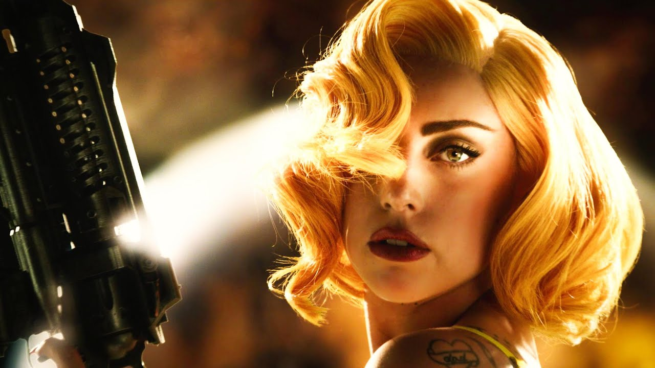 Download Lady Gaga in machete Kills