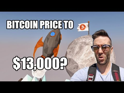Bitcoin Price to $13,000?