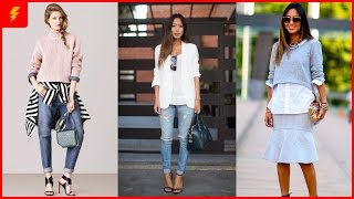 22 Practical & Amazing Casual Outfits For Women 2017