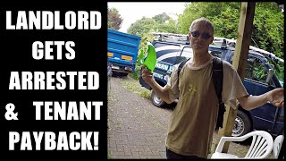 One of PsychoTraveller's most viewed videos: LANDLORD GETS ARRESTED & TENANT PAYBACK!!!!