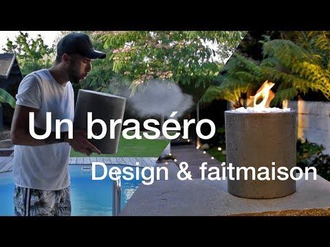Un Brasero Design Fait Maison Pour 40 Euros Rejoins Moi Sur Snap