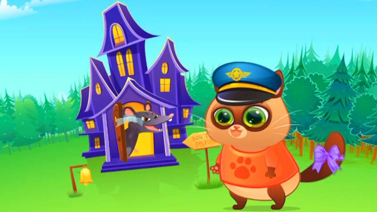 Fun Pet Care Kids Game Bubbu My Virtual Pet