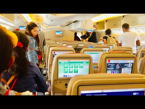 [NEW] [TRIP REPORT] Emirates | EK842 Doha-Dubai | Boeing 777-300ER | Economy Class