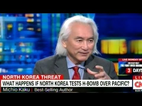 "Michio Kaku ""I DON'T Think The North Koreans Have A True H-Bomb!"""