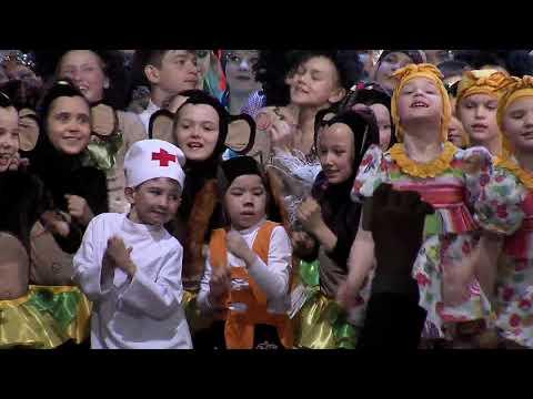 Созвездие-Йолдызлык 2019 Гала-концерт Пирамида 29.04.19.