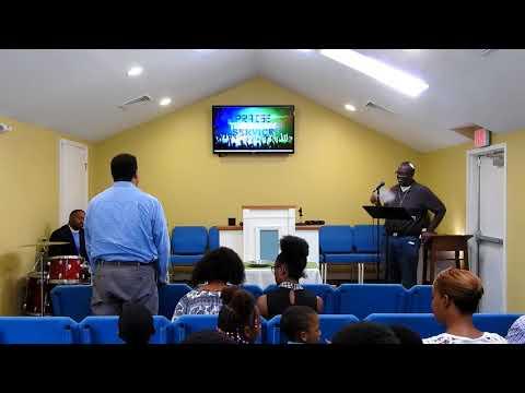 Gospel Believers Church of Woodbridge, VA - Sunday Worship Service - September 17, 2017