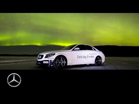 Driving Events Sorsele – Mercedes-Benz original
