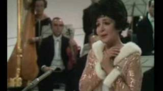 "TERESA STRATAS sings ""UN BEL DI (One Fine Day) from ""Madame Butterfly"" 1969"