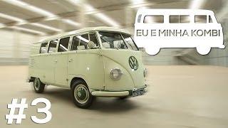 Kombi 1958 é a mais antiga feita no Brasil #episódio3