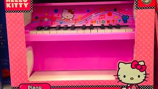 HELLO KITTY Piano DEMO and REVIEW