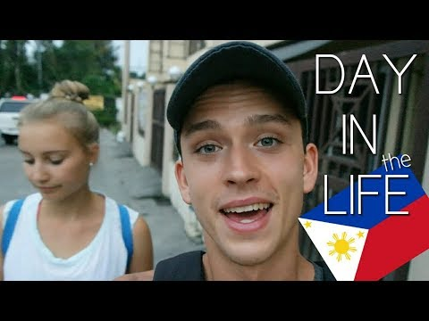 A DAY IN THE LIFE of Foreigners in the Philippines & GYM in Dumaguete