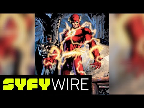 The Flash's Top 5 Justice League Stories | SYFY WIRE