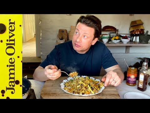 Homemade Egg Fried Rice | Keep Cooking & Carry On  | Jamie Oliver