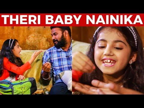 CUTE: What's Inside Theri Baby Nainika's...