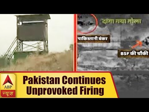 Pakistan continues unprovoked firing in Jammu and Kashmir's Arania, Samba and Ramgarh sect