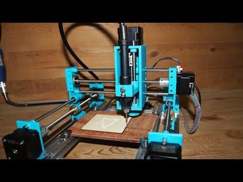 How to make CNC Engraving Machine