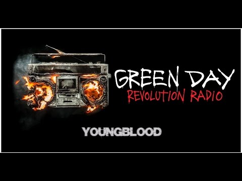 Green Day - Youngblood w/Lyrics || Revolution Radio