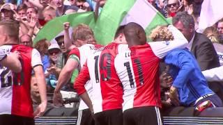 Feyenoord - Heracles | 2-0 Dirk Kuyt