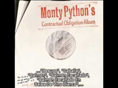 17/18 - Rock Notes/Muddy Knees (Monty Python's Contractual Obligation Album Subtitulado Español)
