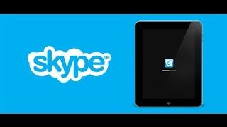 Как настроить Skype на планшете(Чтобы делать бесплатные звонки различным абонентам по всему миру, можно установить Skype. Для его использован..., 2015-11-02T10:30:43.000Z)