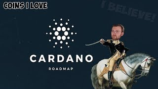 Why I love Cardano ADA - I Believe in Charles Hoskinson's Vision - Open Letter  Chairman Parsons 💪