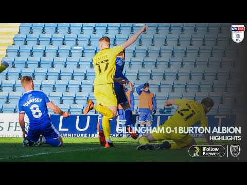 Gillingham Burton Goals And Highlights